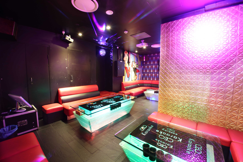 Karaoke Heroes Private Room